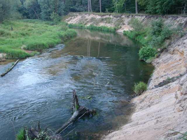 pstrągowa rzeka