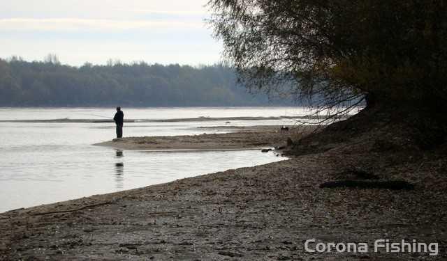 spinning duża rzeka