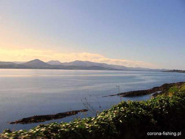 Irlandia - kraina wody.