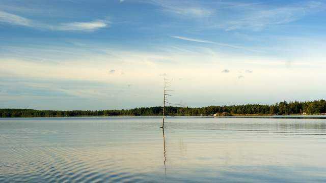 jezioro szwecja