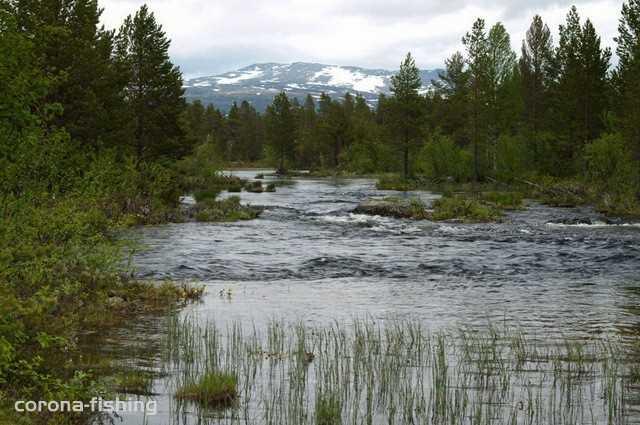 Norwegia rzeki