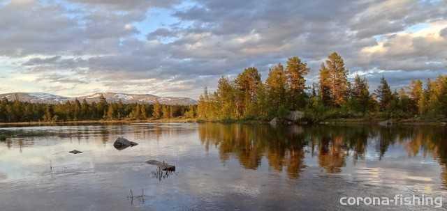 rzeka norwegia