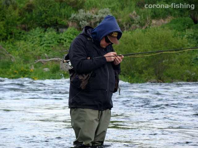 wędkarstwo mucha norwegia