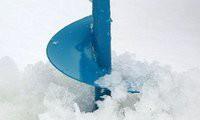 Świder do lodu