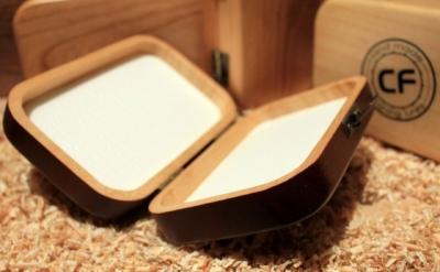 Pudełka drewniane CF