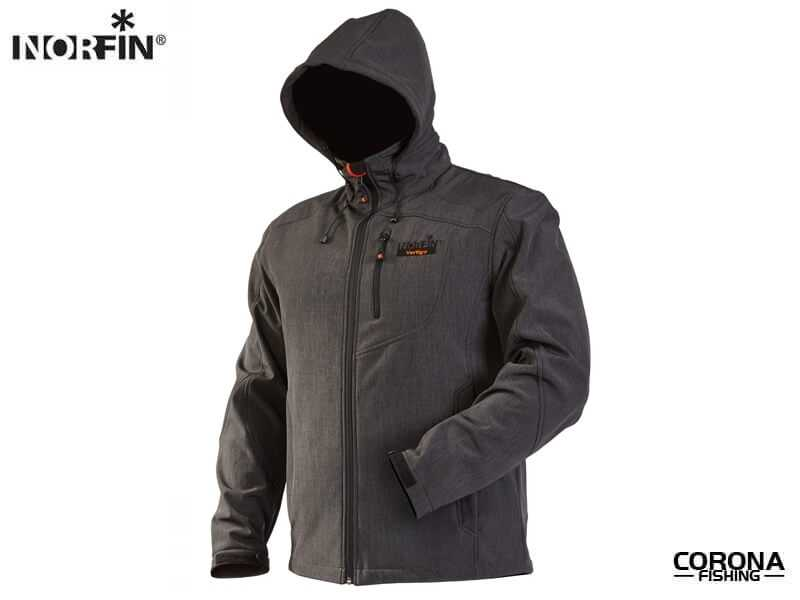 soft shell norfin vertigo