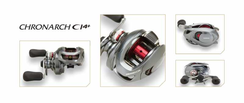 multiplikator shimano chronarch